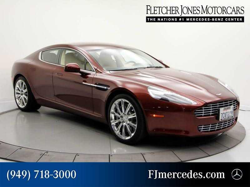 Aston Martin Rapide 2012 $78983.00 incacar.com