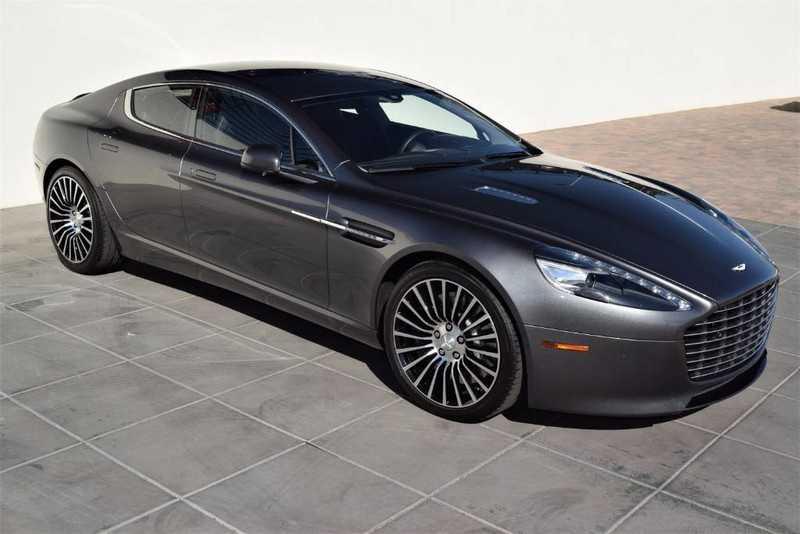 Aston Martin Rapide 2017 $154998.00 incacar.com