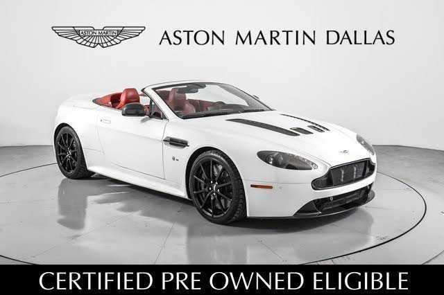 Aston Martin V12 Vantage 2015 $129880.00 incacar.com