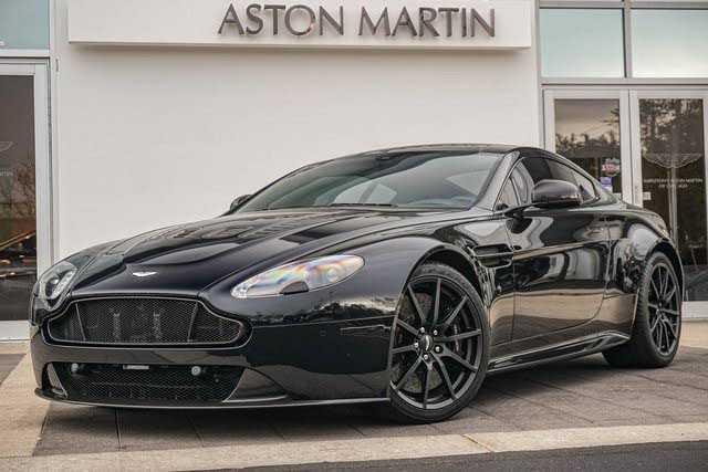 Aston Martin V12 Vantage 2016 $128800.00 incacar.com
