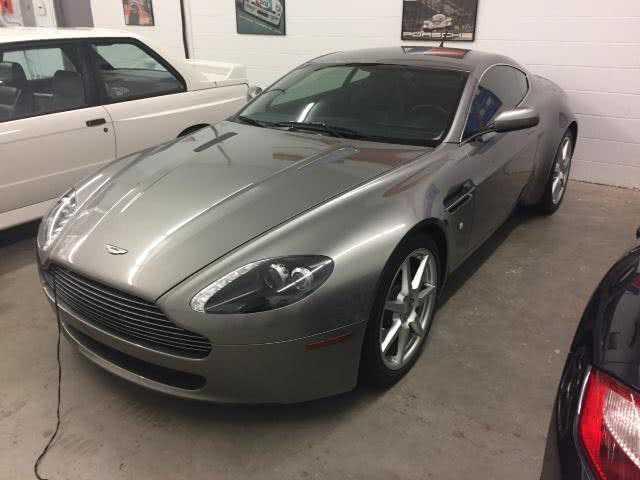 Aston Martin V8 Vantage 2006 $48750.00 incacar.com