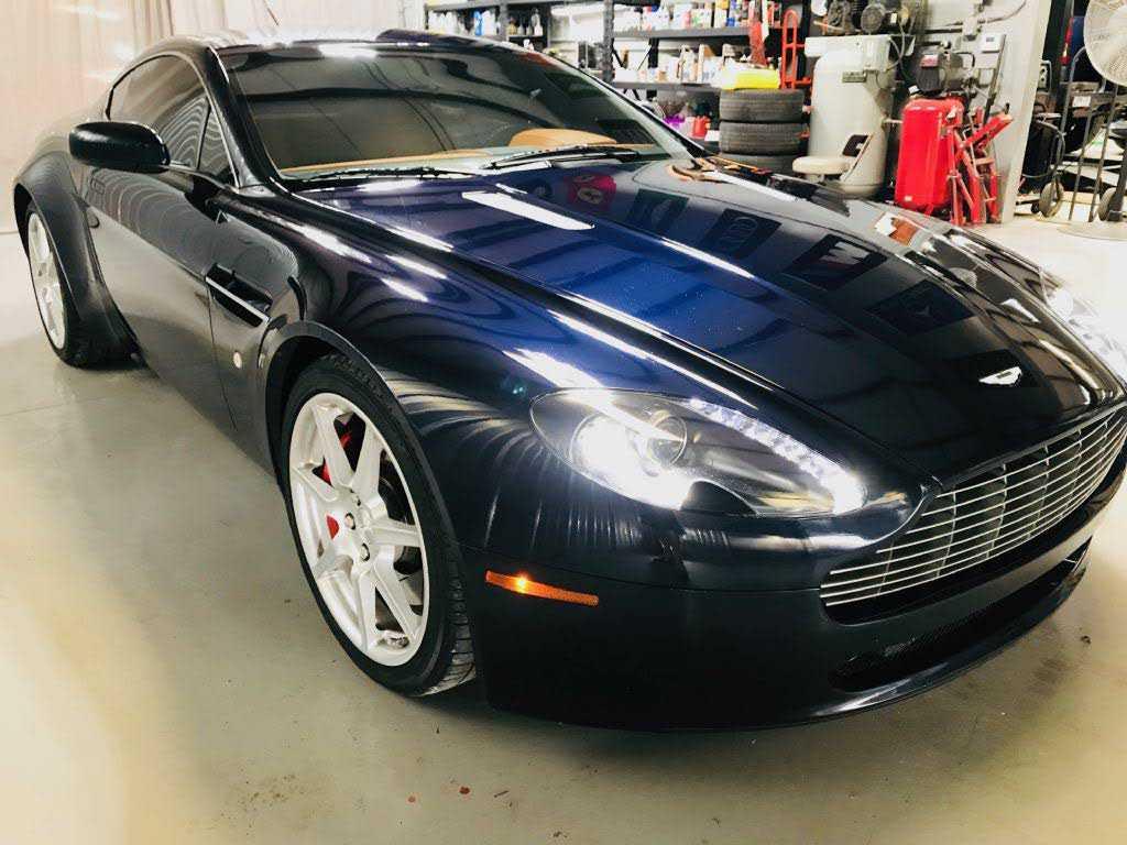 Aston Martin V8 Vantage 2006 $52000.00 incacar.com