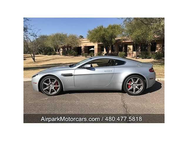 Aston Martin V8 Vantage 2006 $43500.00 incacar.com