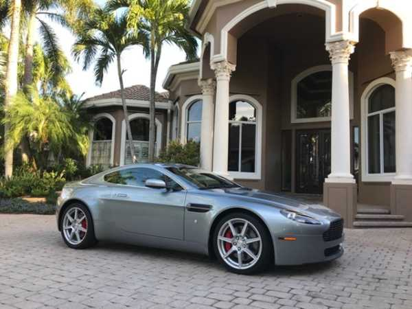 Aston Martin V8 Vantage 2007 $54998.00 incacar.com