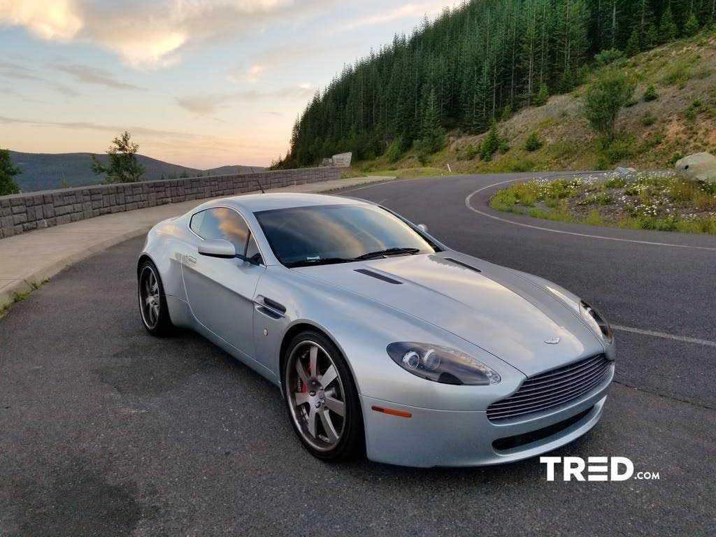 Aston Martin V8 Vantage 2007 $48000.00 incacar.com