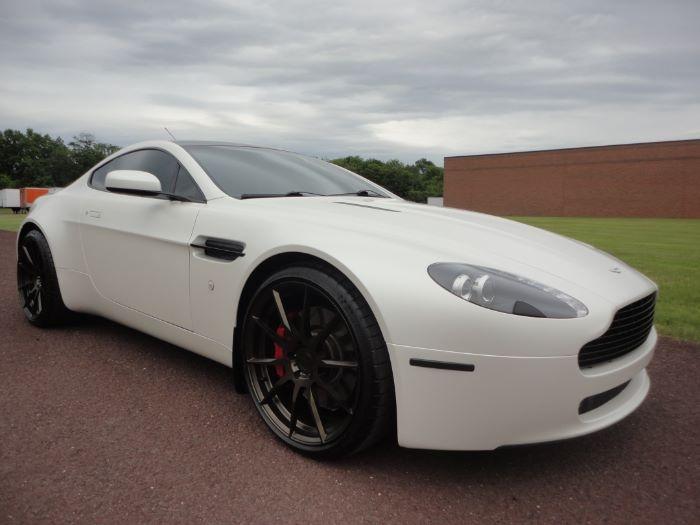 Aston Martin V8 Vantage 2007 $63977.00 incacar.com
