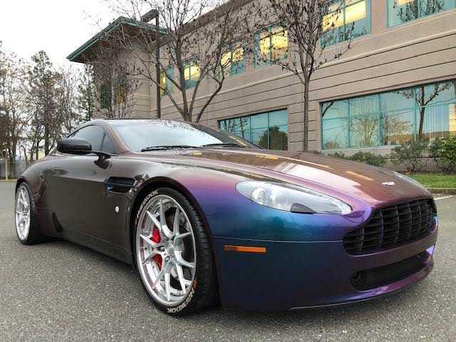 Aston Martin V8 Vantage 2007 $44995.00 incacar.com