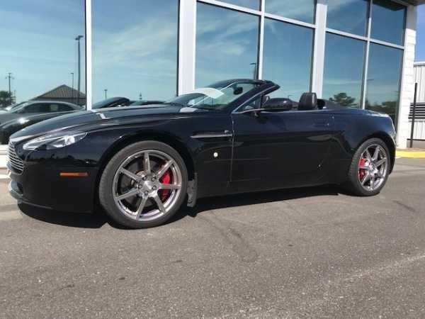 Aston Martin V8 Vantage 2008 $40995.00 incacar.com