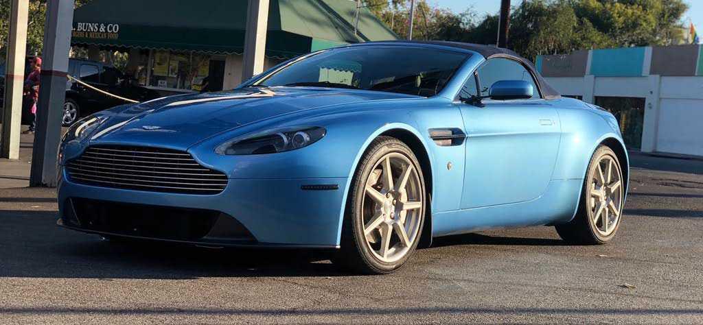 Aston Martin V8 Vantage 2008 $47149.00 incacar.com