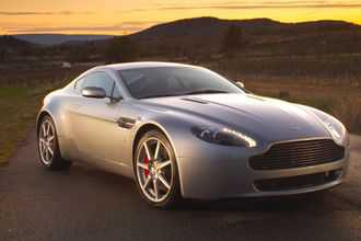 Aston Martin V8 Vantage 2008 $46250.00 incacar.com