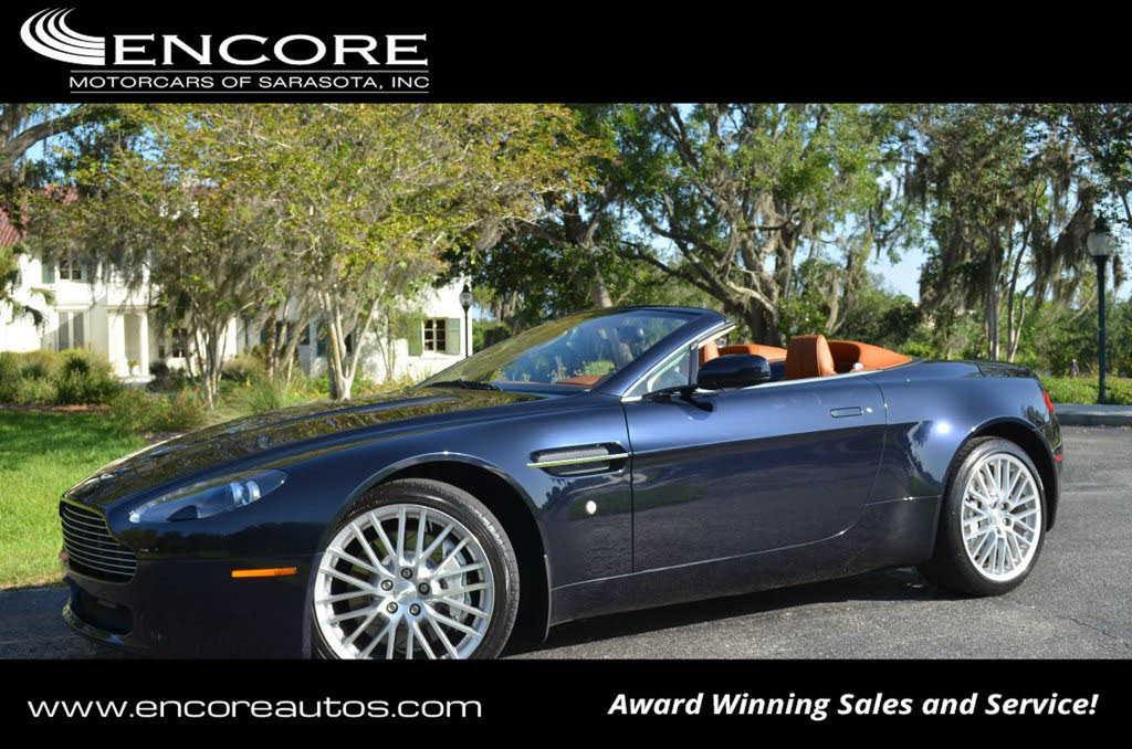 Aston Martin V8 Vantage 2009 $45990.00 incacar.com
