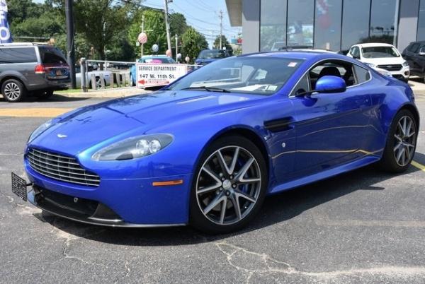 Aston Martin V8 Vantage 2011 $49818.00 incacar.com