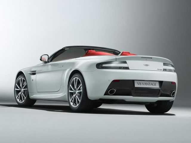 Aston Martin V8 Vantage 2013 $74000.00 incacar.com