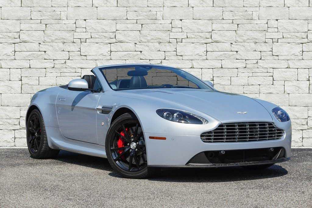 Aston Martin V8 Vantage 2014 $76900.00 incacar.com