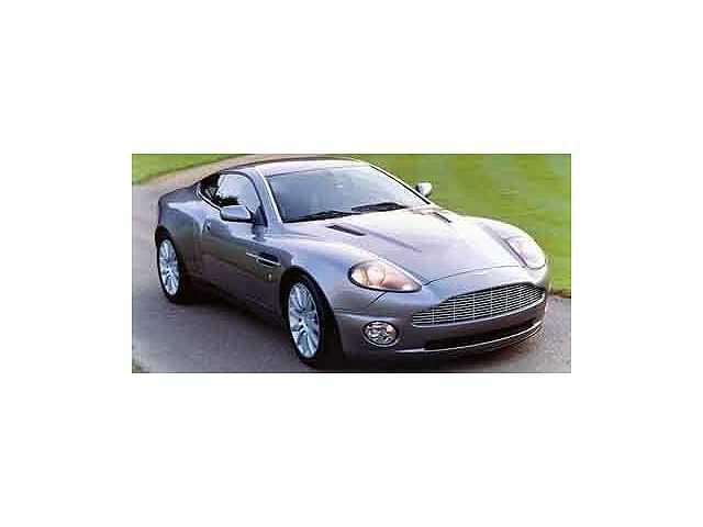 Aston Martin Vanquish 2003 $59990.00 incacar.com