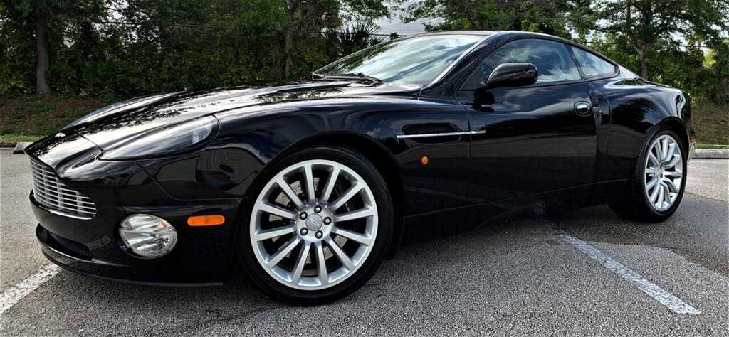 Aston Martin Vanquish 2003 $79900.00 incacar.com