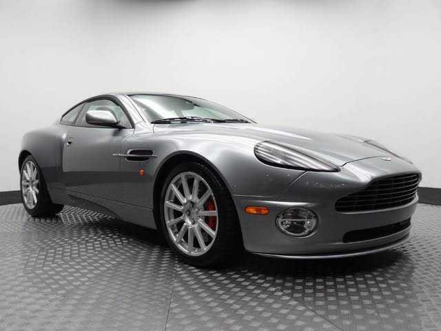 Aston Martin Vanquish 2005 $89500.00 incacar.com