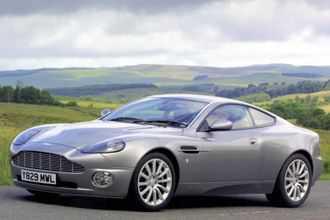 Aston Martin Vanquish 2006 $116000.00 incacar.com