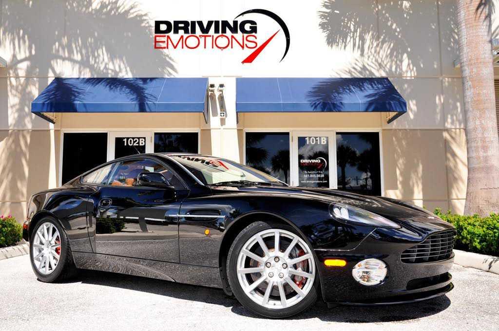 Aston Martin Vanquish 2006 $149900.00 incacar.com