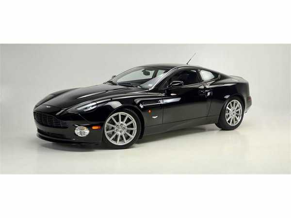 Aston Martin Vanquish 2006 $139900.00 incacar.com