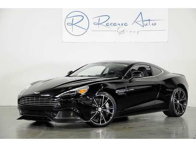Aston Martin Vanquish 2014 $127000.00 incacar.com