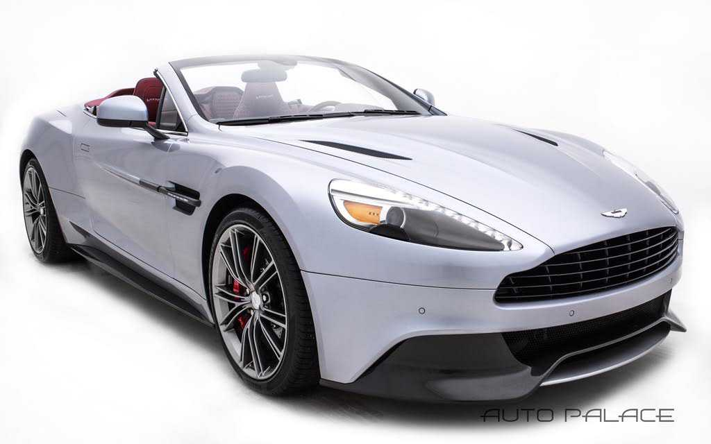 Aston Martin Vanquish 2014 $156800.00 incacar.com