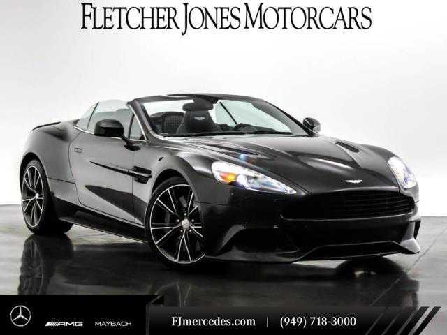 Aston Martin Vanquish 2014 $138983.00 incacar.com