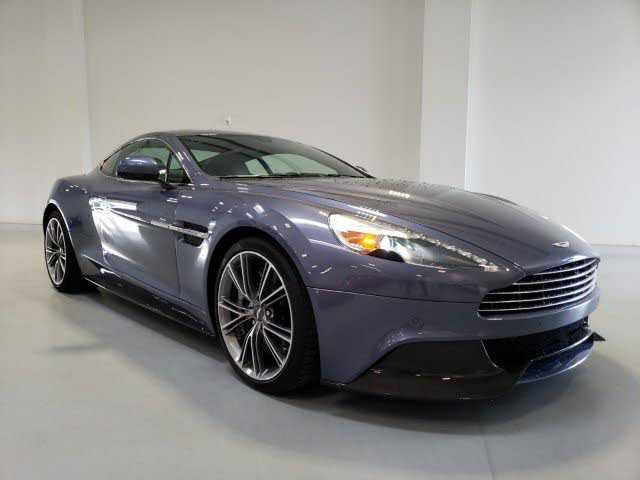 Aston Martin Vanquish 2014 $129995.00 incacar.com