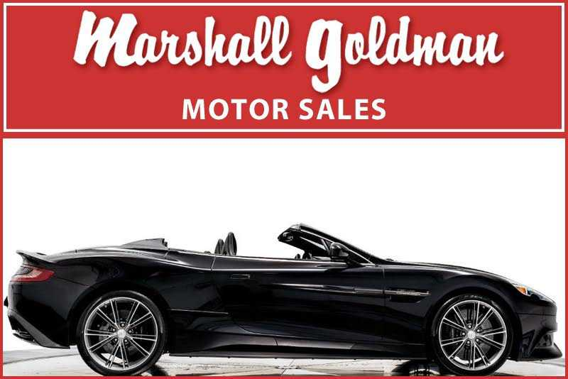 Aston Martin Vanquish 2014 $148900.00 incacar.com