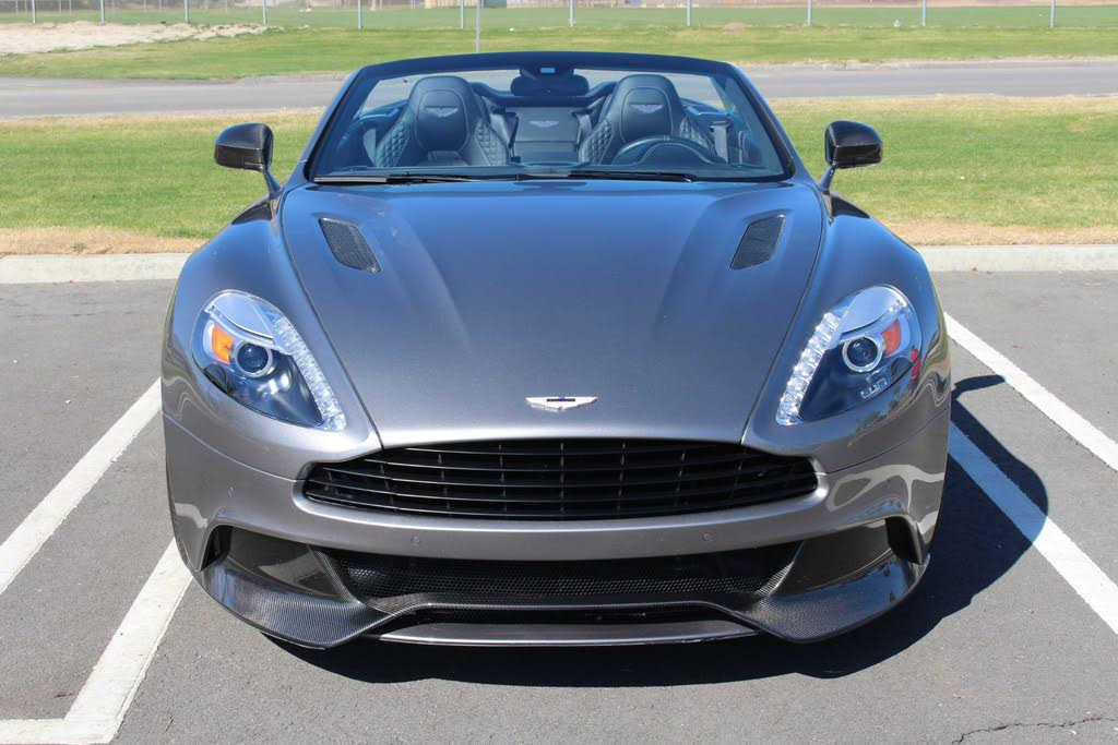 Aston Martin Vanquish 2015 $199000.00 incacar.com
