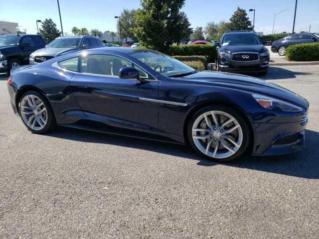 Aston Martin Vanquish 2016 $179900.00 incacar.com