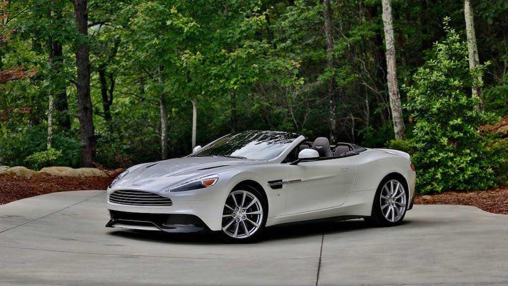 Aston Martin Vanquish 2016 $189990.00 incacar.com