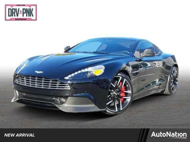 Aston Martin Vanquish 2016 $164000.00 incacar.com