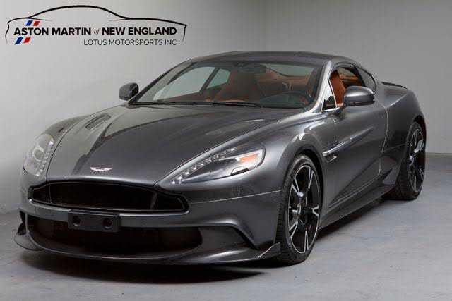Aston Martin Vanquish 2018 $243800.00 incacar.com
