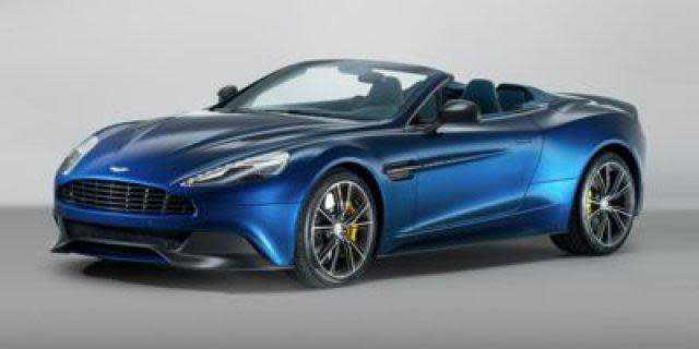 Aston Martin Vanquish 2018 $352118.00 incacar.com