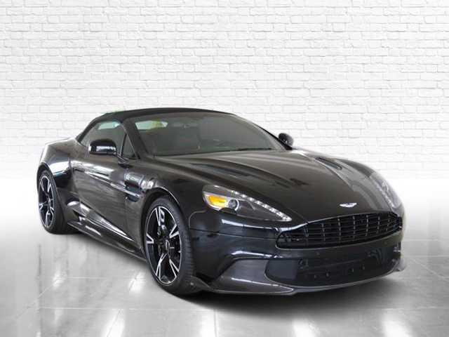 Aston Martin Vanquish 2018 $279999.00 incacar.com