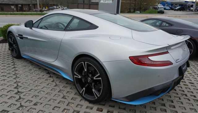 Aston Martin Vanquish 2018 $239900.00 incacar.com