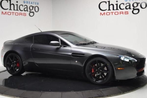 Aston Martin Vantage 2007 $39995.00 incacar.com