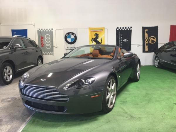 Aston Martin Vantage 2007 $45250.00 incacar.com