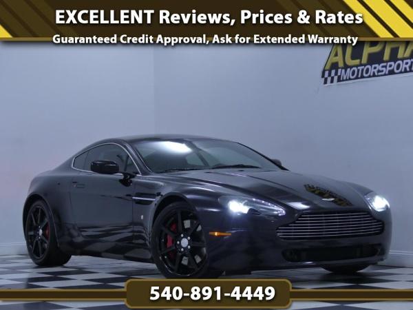 Aston Martin Vantage 2007 $43750.00 incacar.com