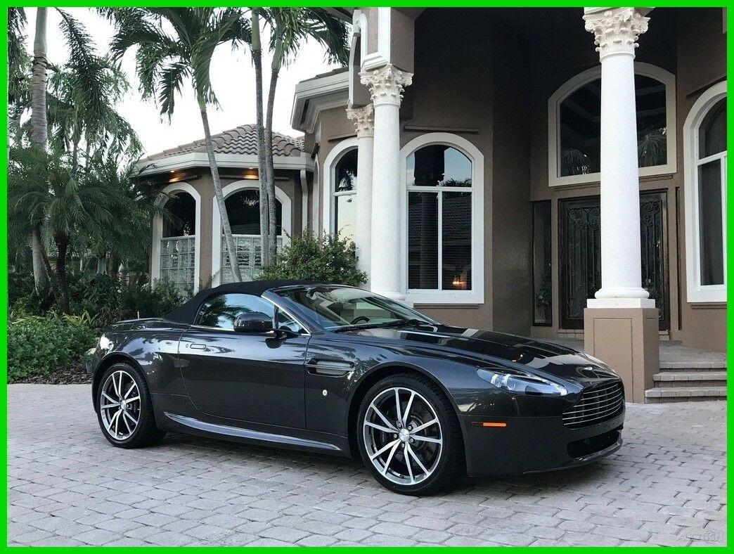 Aston Martin Vantage 2010 $48998.00 incacar.com