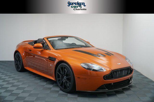 Aston Martin Vantage 2017 $120100.00 incacar.com
