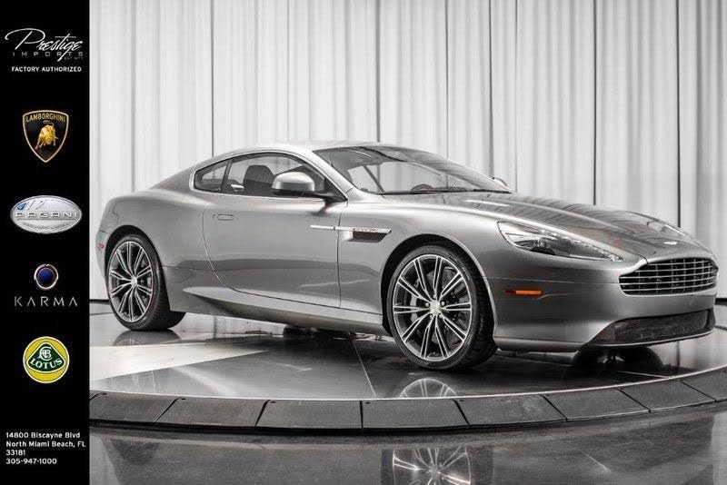 Aston Martin Virage 2012 $104950.00 incacar.com