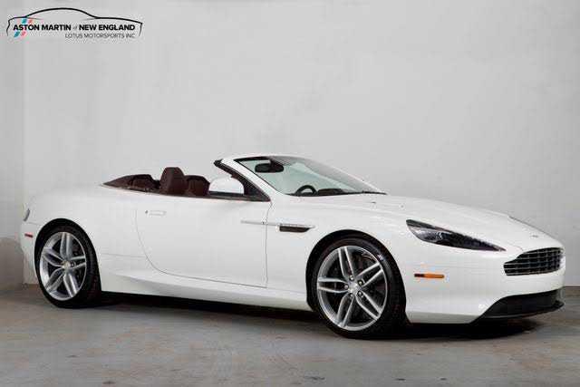 Aston Martin Virage 2012 $84900.00 incacar.com