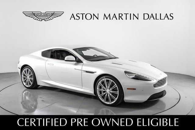 Aston Martin Virage 2012 $86250.00 incacar.com