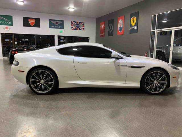 used Aston Martin Virage 2012 vin: SCFFDECN8CGG13809