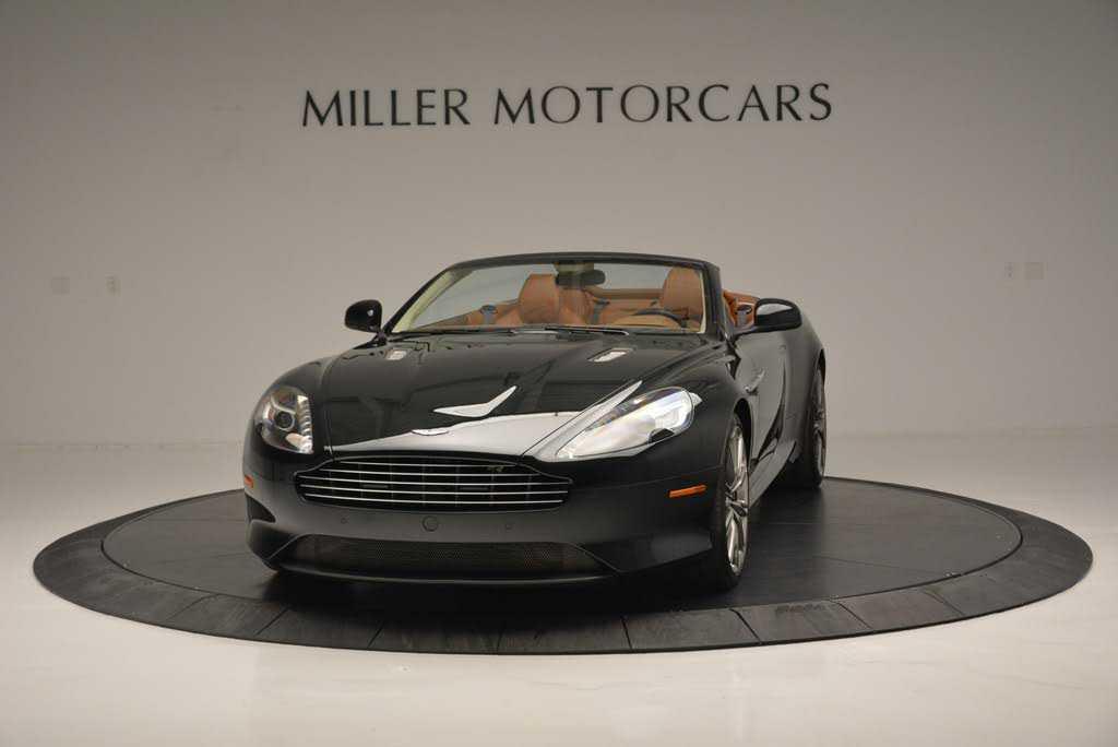 Aston Martin Virage 2012 $102500.00 incacar.com