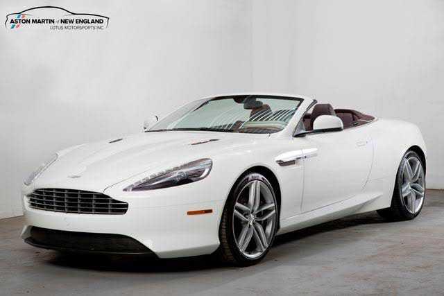 used Aston Martin Virage 2012 vin: SCFFDEDN9CGH13741