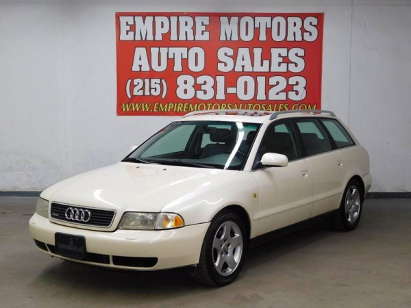 Audi A4 1998 $3495.00 incacar.com