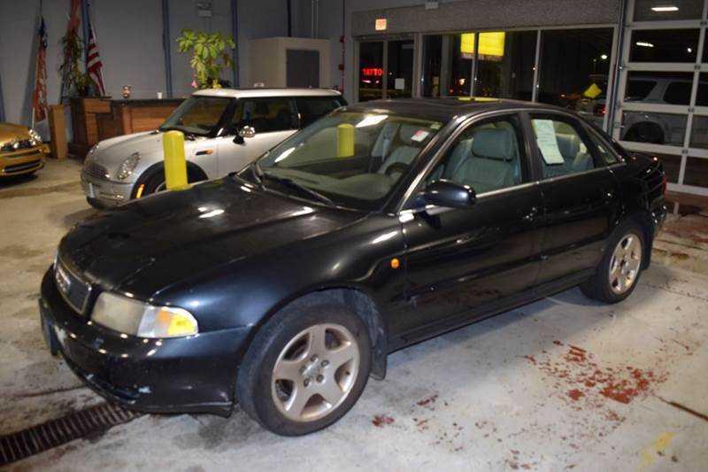 Audi A4 1999 $1200.00 incacar.com